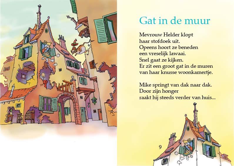 Muizenhapjes - Uitgeverij Maanvis - Leesboek voor 4 - 7 jaar.