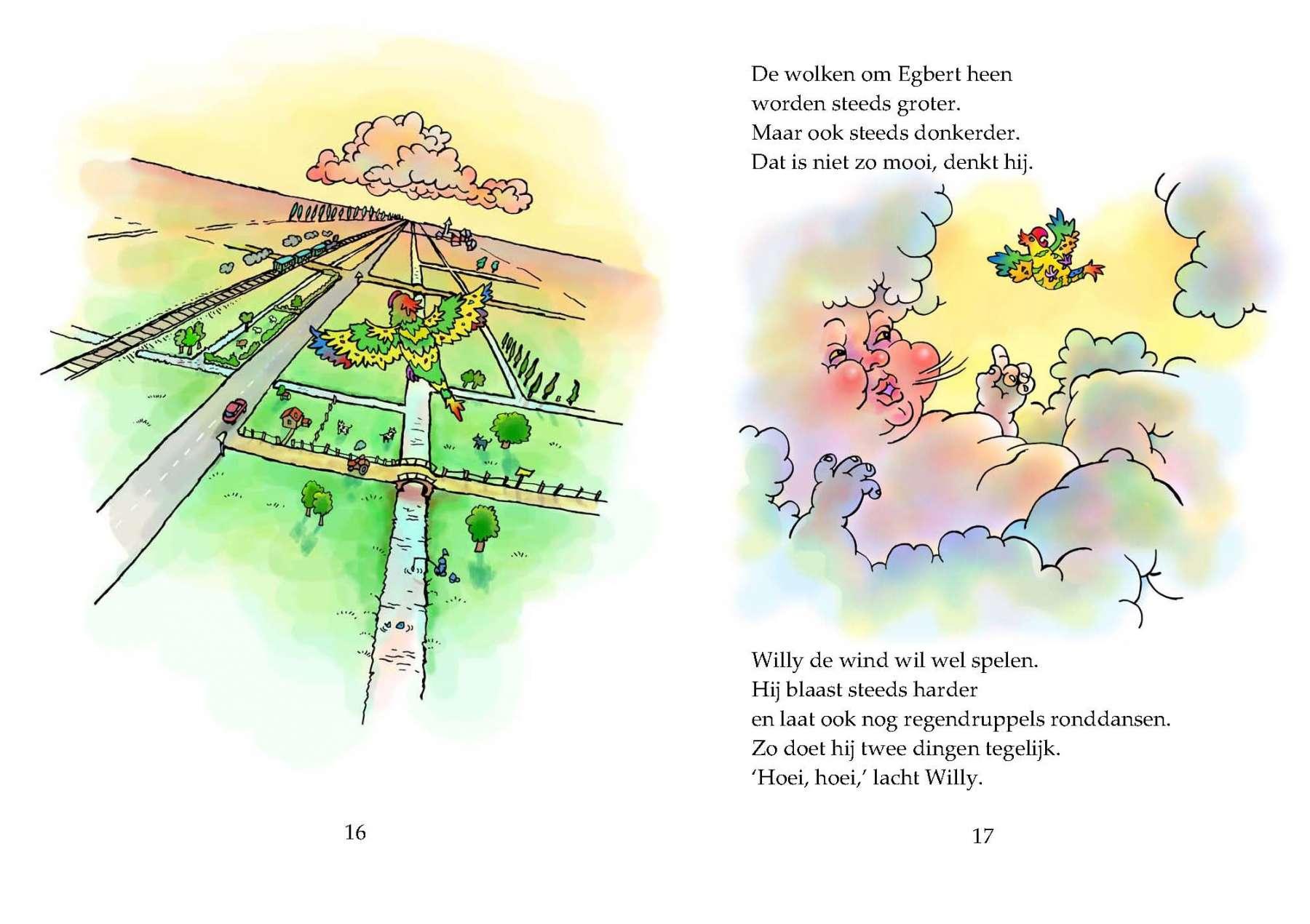 De Kip en het Ei - Uitgeverij Maanvis - Leesboek voor 7 - 9 jaar.