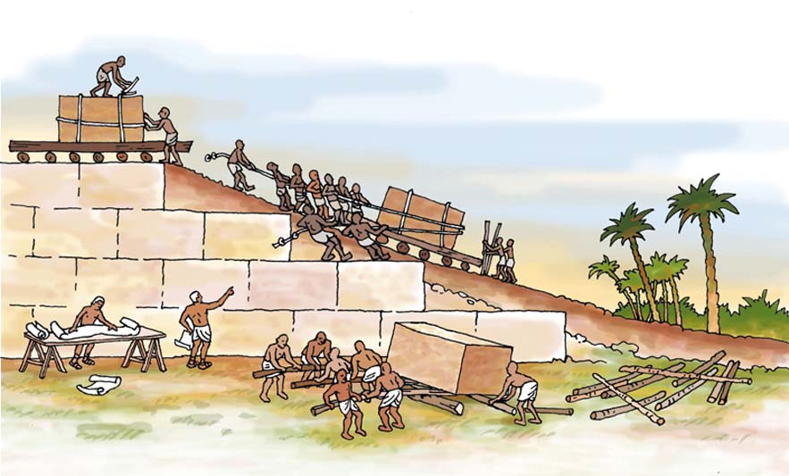 Piramides - Junior Informatiereeks 241 - basiseducatie Noordhoff Uitgevers